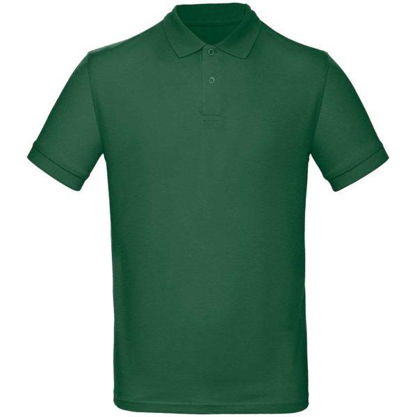 Поло классик, цвет зеленый