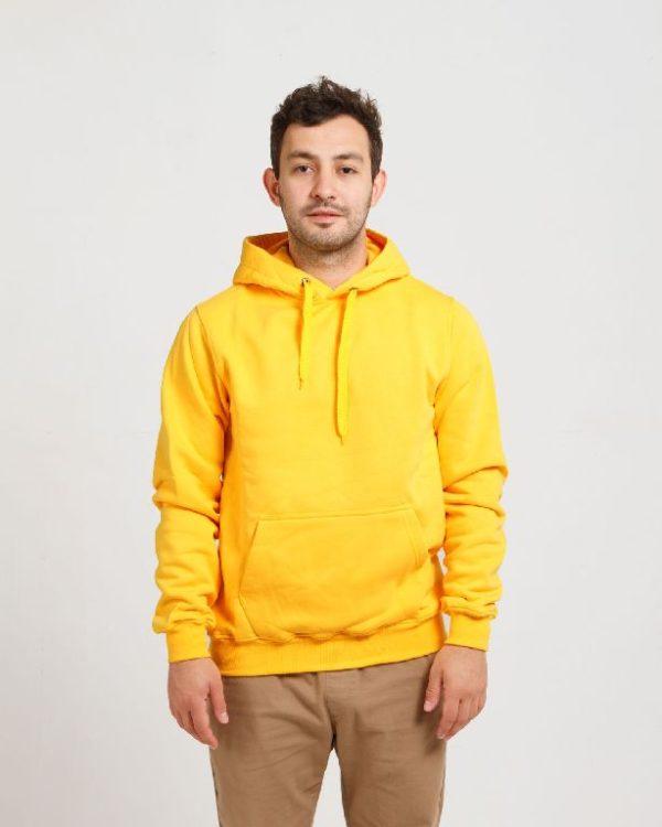 Худи Премиум цвет желтый