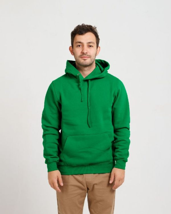 Худи Премиум цвет зеленый