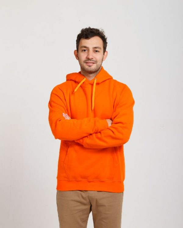 Худи Премиум цвет оранжевый