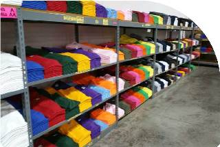 Собственный склад текстиля