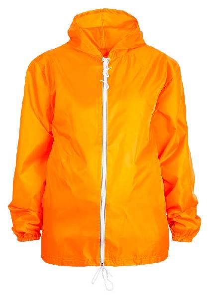 Ветровка classic, цвет оранжевый