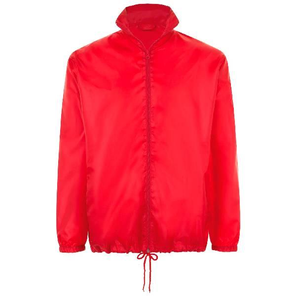 Ветровка classic, цвет красный